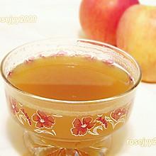 玉桂味苹果汁