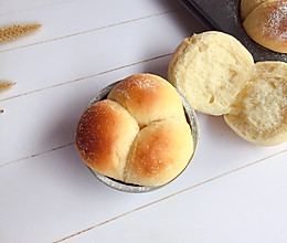 糯米粉小餐包的做法