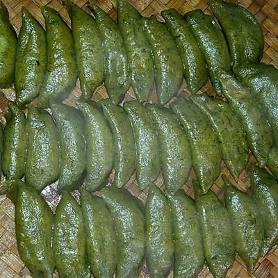 江西清明果、水菊子(鼠麴子)饺子、清明粿