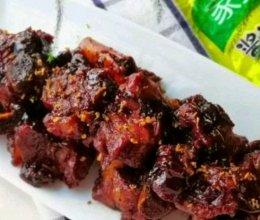 点点知味,再回味《桂味红烧排骨》的做法