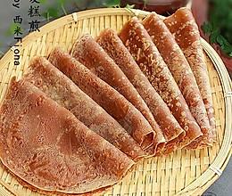 闽南地方特色---立夏麦糕煎的做法