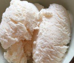 自制奶油冰淇淋的做法