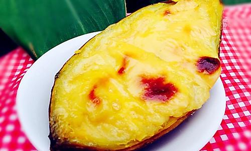 烤箱试用(六)香甜芝士焗红薯#九阳烘培剧场#的做法