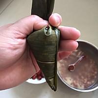 红豆花生粽的做法图解10