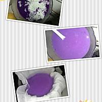 紫甘蓝凉粉的做法图解3