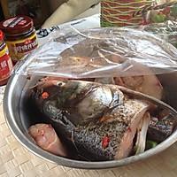 剁椒鱼头的做法图解3