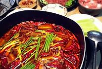 红油火锅汤底【家庭版】