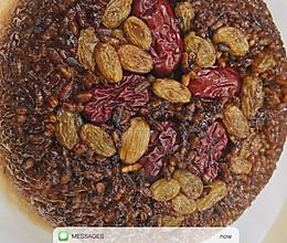 #福气年夜菜#红糖糯米饭的做法