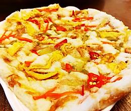 """衢州特色小吃之倍糕(衢州""""披萨"""")"""