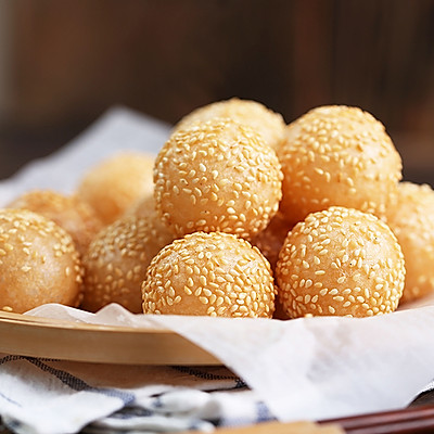 【黄金麻团】全国人民都爱的早餐