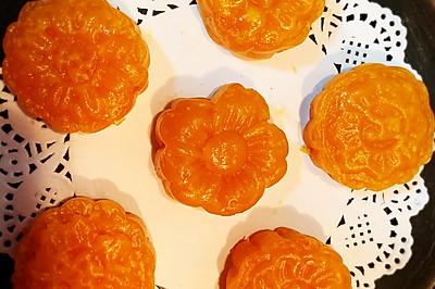 南瓜饼(粘米粉版)