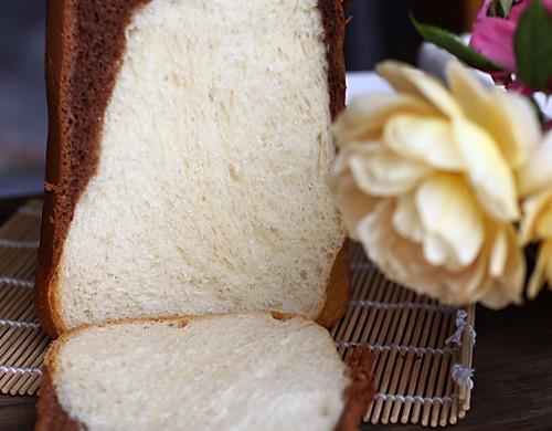 安德鲁森可可蛋糕酸奶土司