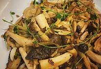 美味蔬食 什锦炒菌菇的做法