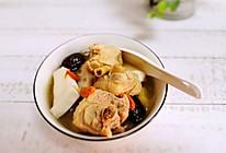这么清甜好喝的椰子鸡汤,你确定不来一碗么?的做法