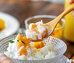 泰式芒果糯米饭 Q弹香甜的做法