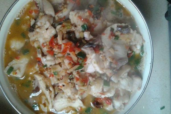 湘版水煮鱼的做法