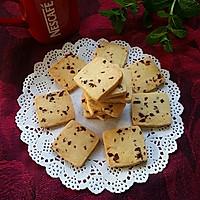 蔓越莓饼干 #莓汁莓味#的做法图解12