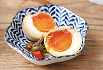 #福气年夜菜#开胃酱鸡蛋的做法