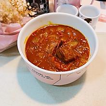 #中秋宴,名厨味#番茄炖牛腩