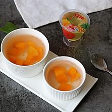 水果果冻(白凉粉版)#单挑夏天#