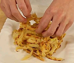 葱花烙饼的做法