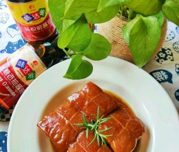 #名厨汁味,圆中秋美味#东坡肉的做法