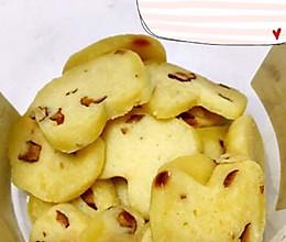 黄油饼干(微波炉版)的做法
