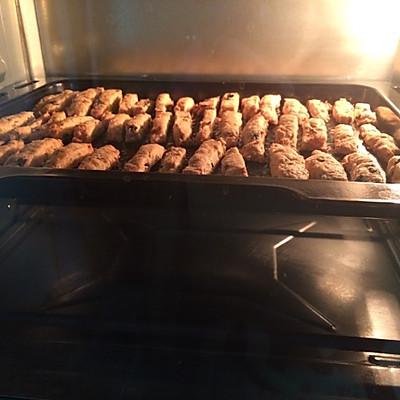 海苔肉松饼干(君之配方)的做法 步骤12