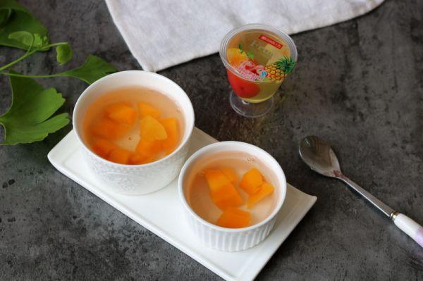 水果果冻(白凉粉版)的做法
