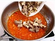 西红柿炖牛腩的做法图解5