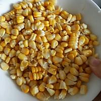 减肥餐  玉米番茄汤的做法图解1