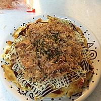 """日本料理""""大阪烧""""(お好み焼き)的做法图解12"""