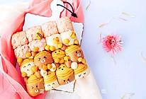 蜂恋花挤挤小面包的做法