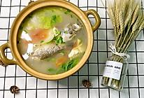 #美食视频挑战赛#豆腐鲫鱼汤的做法