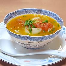 番茄老黄瓜汤