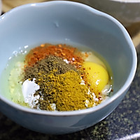 下酒菜之酥脆香辣咖喱杏鲍菇的做法图解5