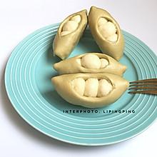 豌豆夹馒头