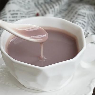 百合雪梨红豆浆