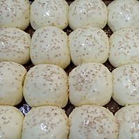 芝麻奶油小餐包(中种)的做法图解10