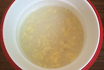 低卡养胃甜面汤的做法