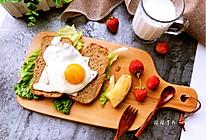 英式减肥早餐#蔚爱边吃边旅行#的做法