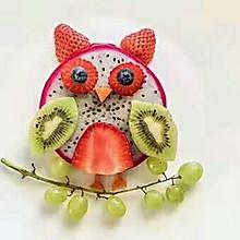 超简单营养水果拼盘