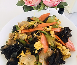 木须肉(家常菜)的做法