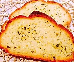 蒜香面包的两种做法的做法