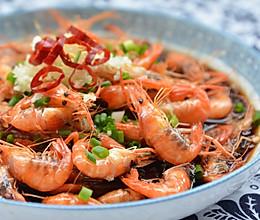 酱油虾的做法