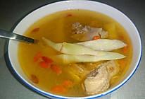 竹笋老鸭汤的做法