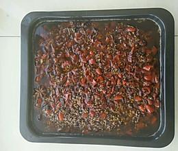 麻辣牛油火锅底料的做法