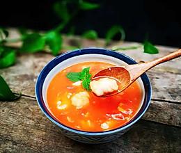 老少皆宜的番茄龙利鱼汤的做法