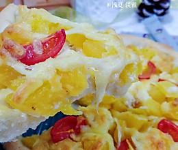 #豆果10周年生日快乐#菠萝水果披萨的做法