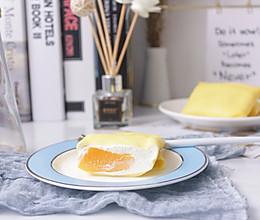 奶油芒果班戟的做法